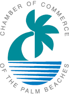 Chamber of Commerce of the Palm Beaches Logo