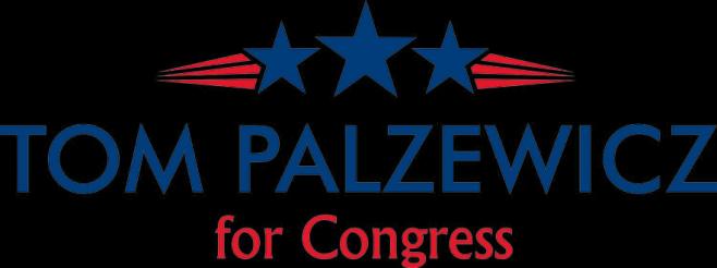 Tom Palzewicz for Wisconsin Logo