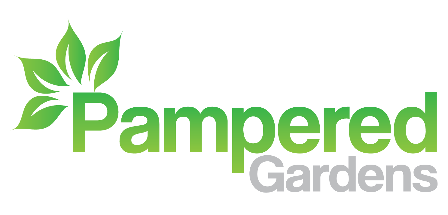 Pampered Gardens Logo