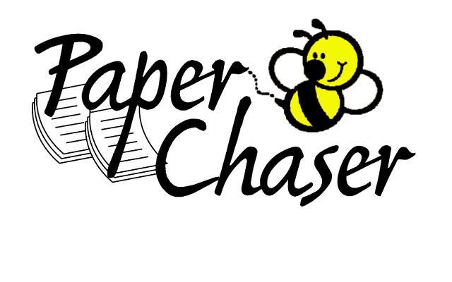 Paper Chaser Logo