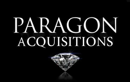 Paragon Acquisitions Logo