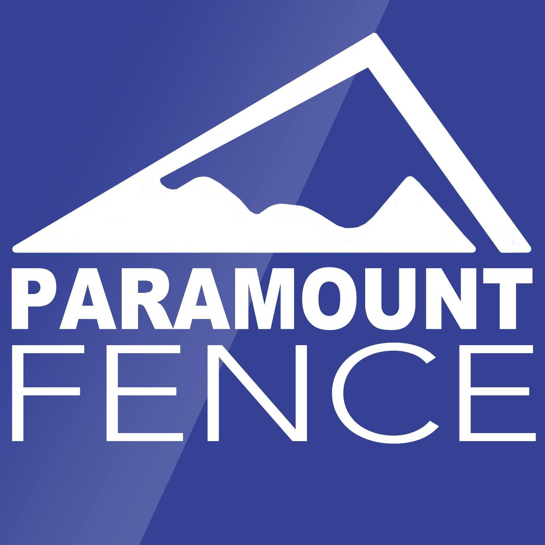 Paramount Fence Logo