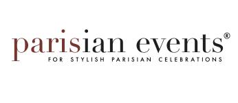 Kim Petyt at parisian events Logo