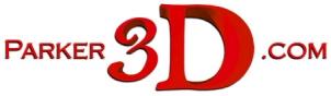 Parker 3d Logo
