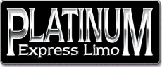 Platinum Express Limo & Party Bus Logo