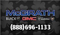 Pat Mcgrath Buick GMC Cadillac Logo