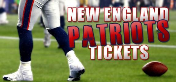 Patriots Tickets Logo