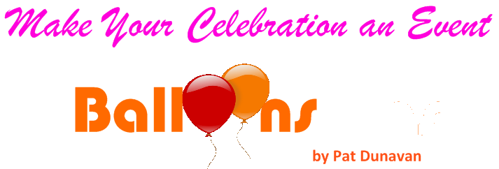 patsballoons Logo