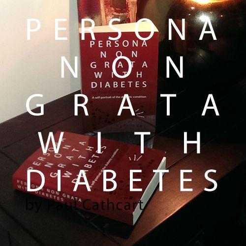 Persona Non Grata with Diabetes Logo