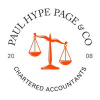 PAUL HYPE PAGE & CO Logo