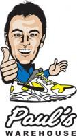 Paul's Warehouse Logo
