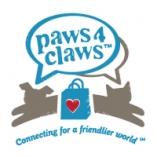 paws4claws.com Logo