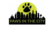 Paws in the City Logo