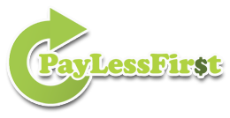 PayLessFirst.com Logo
