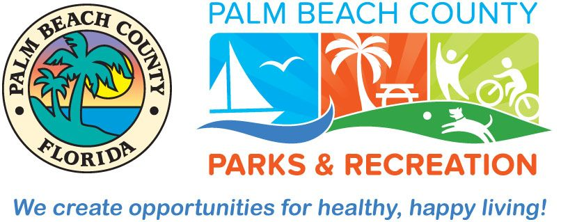Palm Beach County Parks and Recreation Department Logo