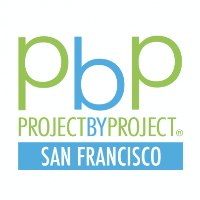 Project by Project San Francisco Logo