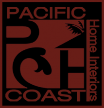 Pacific Coast Home Interiors Logo