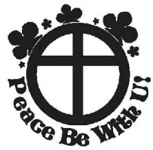 Peace Be With U Logo