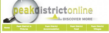 Peak District Online Logo