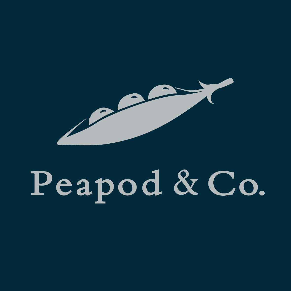 Peapod & Co. Logo