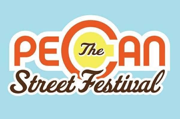 Pecan Street Festival Logo
