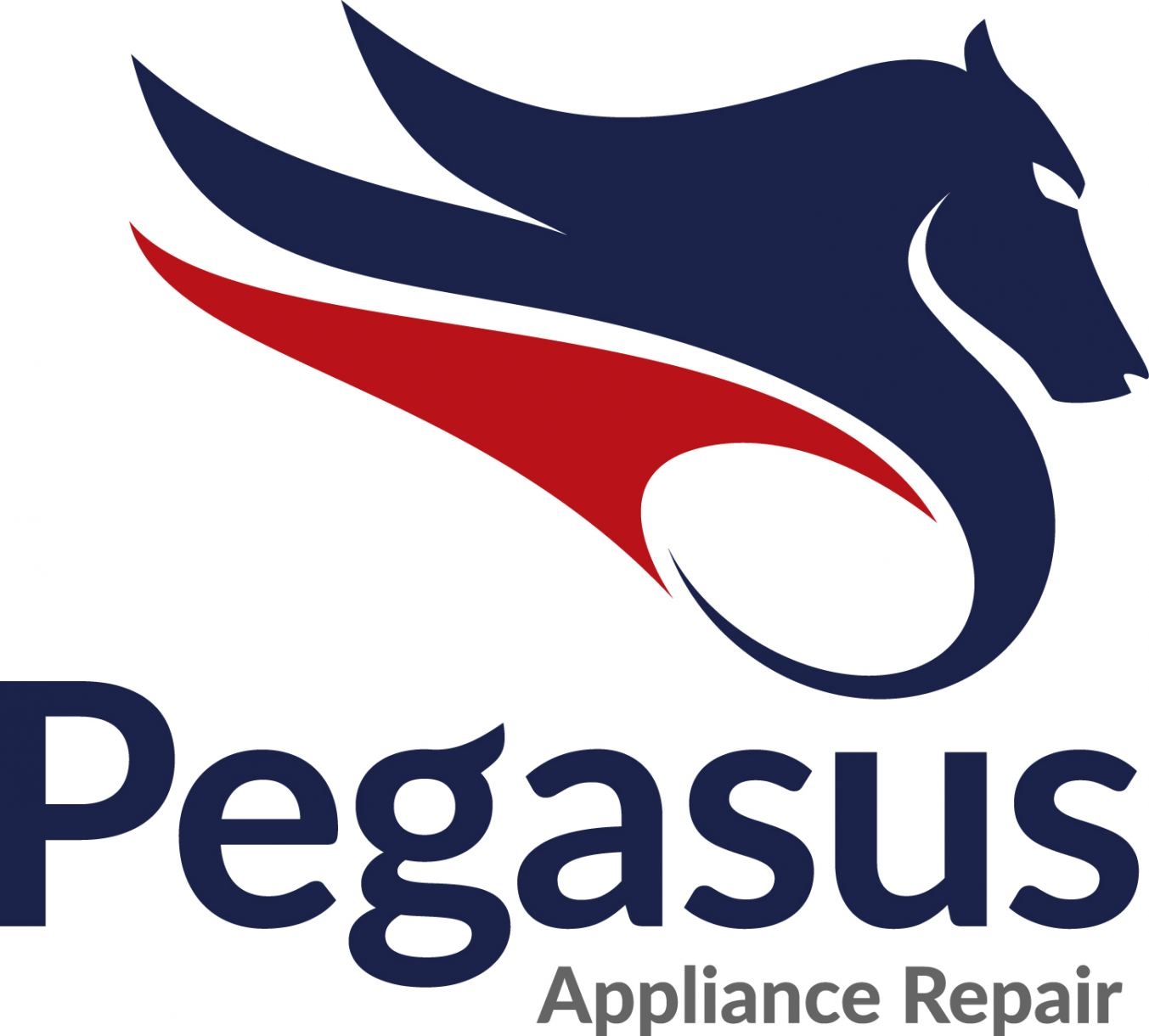 Pegasus Appliance Repair Logo