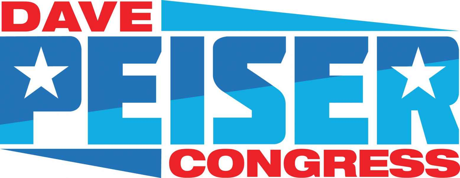 Peiser For Congress Logo
