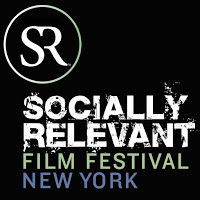 SR Socially Relevant Film Festival NY Logo