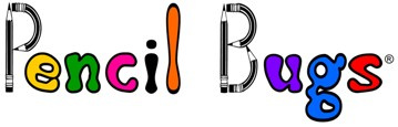 Pencil Bugs Plus Logo