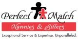 Perfect Match Nannies & Sitters, Inc. Logo