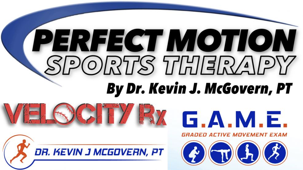 PERFECT MOTION Sports Therapy Logo