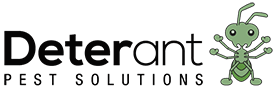 Deterant Pest Control Logo
