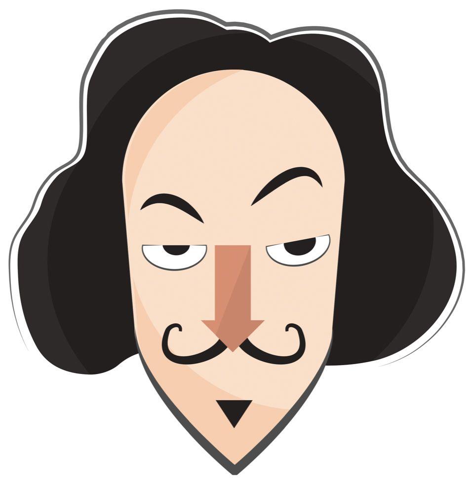 Petaluma Shakespeare Company Logo