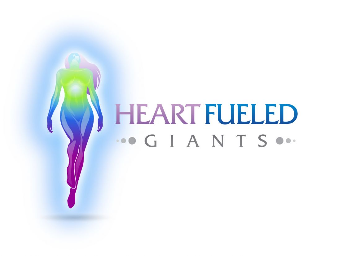 Heart Fueled Giants Logo