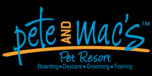Pete and Mac's Pet Resorts Logo