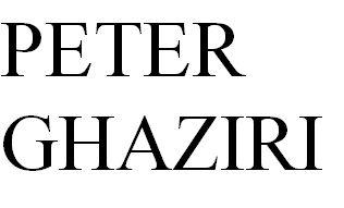 Peter Ghaziri Hair Salons Logo