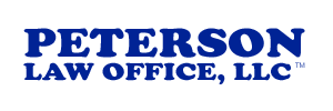 Peterson Law Office Logo