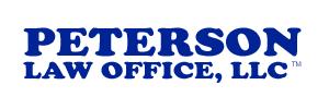 Peterson Law Office Logo