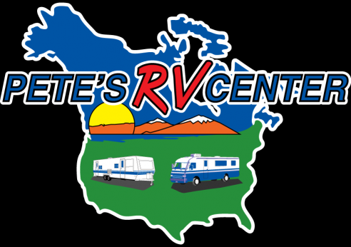 Pete's RV Center Logo