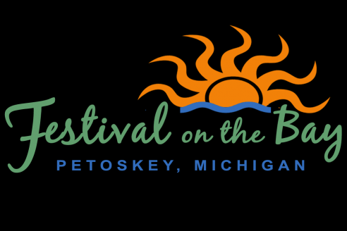 Petoskey Festival on the Bay Logo
