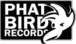Phat Bird Records Logo
