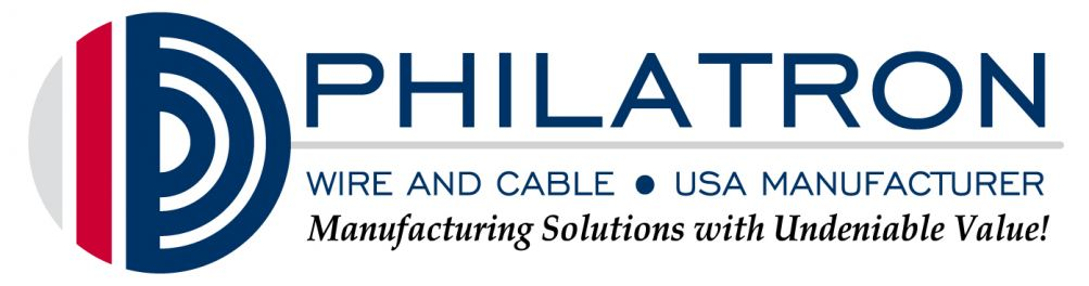 Philatron Wire and Cable Logo