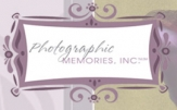 Photographic Memories, Incorporated Logo