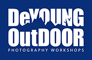 DeYoung Outdoor Photography Workshops Logo