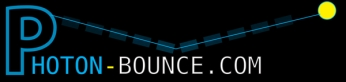 Photon-Bounce Logo