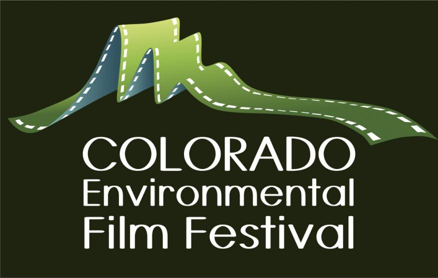 The Colorado Environmental Film Festival Logo