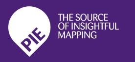 Pie Mapping Logo