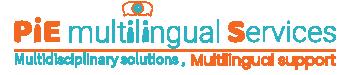 Piemultilingual Services Pvt. Ltd. Logo