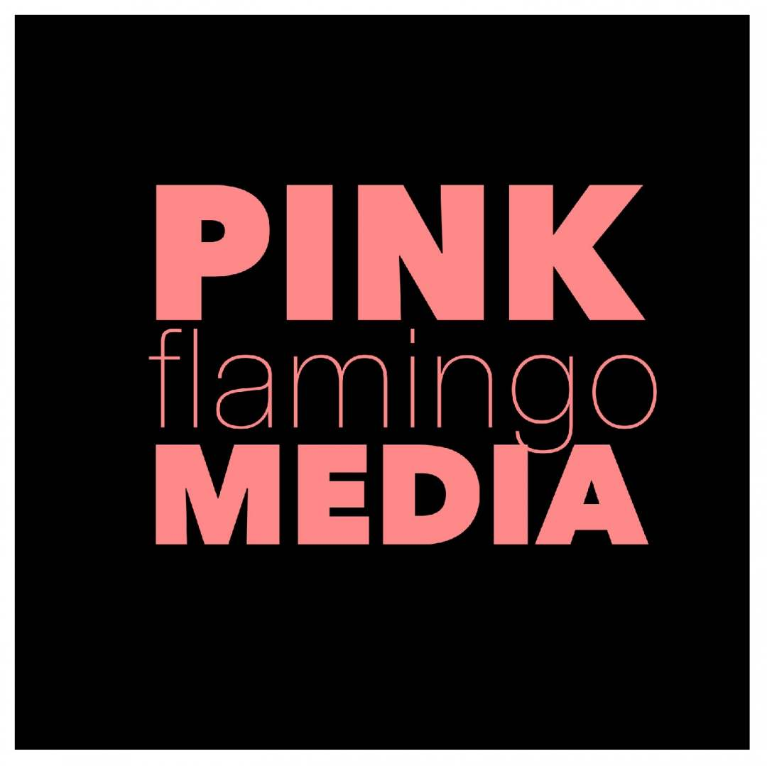 Pink Flamingo Media Logo