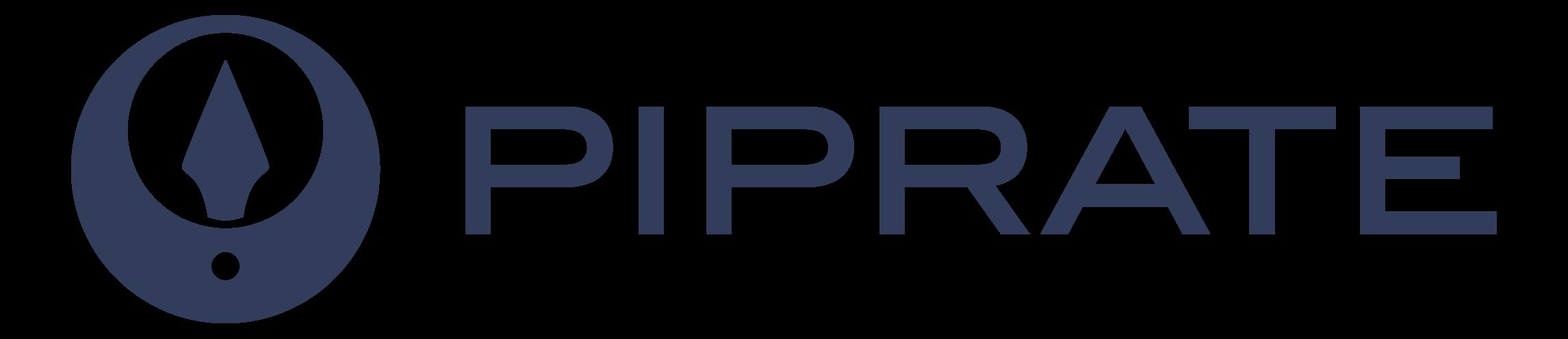 Piprate Logo